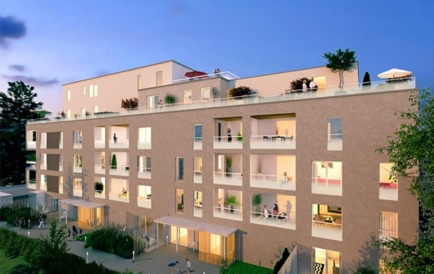 Annonces CULLY Programme Neuf | LYON (69005) | 2 m2 | 244 000 €